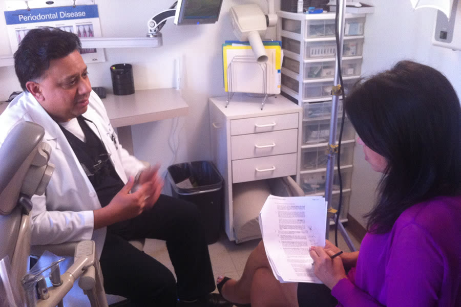 Dentist Interview Westlake Village